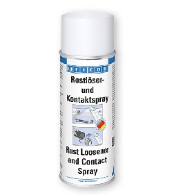 WEICON 油性除鏽噴劑 Rust Loosener and Contact Spray
